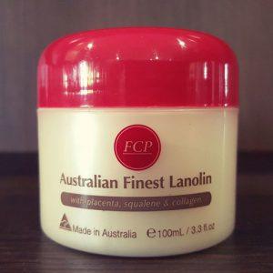 FCP Australian Finest Lanolin Old Packaging