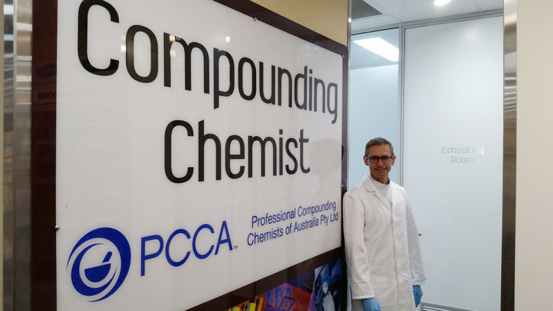 Fremantle Central Pharmacy Compounding Lab 2
